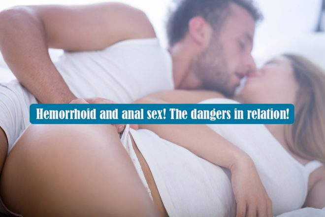 Does the Hemorrhoids influence sexual intimacy?