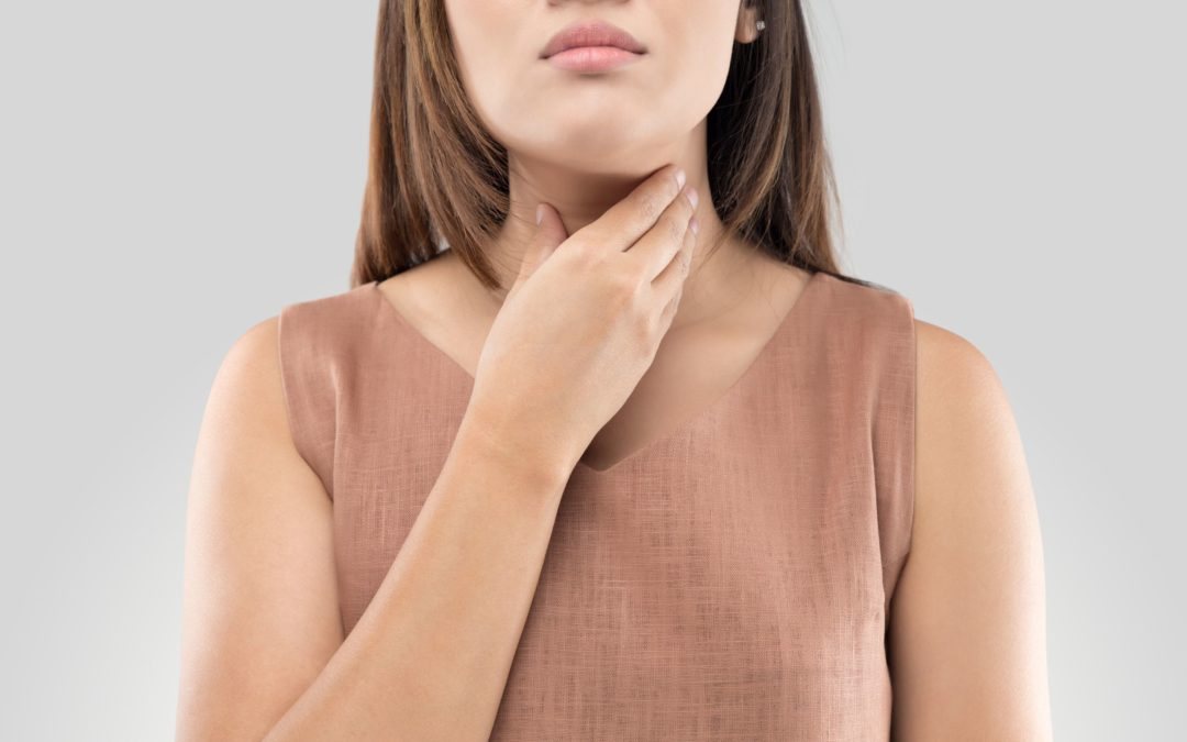 What to do when having a sore throat due to gastroesophageal reflux