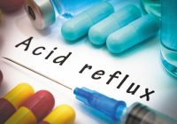 5 medicines to cure acid acid reflux