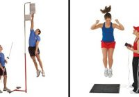 Average Vertical Jump
